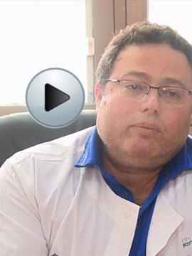 """ראיון עם ד""""ר אלעד גולדברג, מומחה למחלות זיהומיות"""